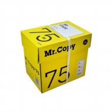 복사용지B5(75g/Mr.Copy/D/500매x5권/박스)