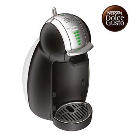 [최상급 리퍼상품 단순변심] 캡슐형 커피머신 GENIO2-BLACK 지니오2 (블랙) [ 1L 분리형 워터탱크 / 30가지 다양한 캡슐 메뉴 / 8단계 물조절 가능 / 4단계 드립트레이 ]''