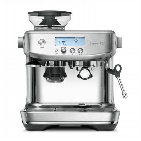 바리스타 프로 반자동 커피머신 BES878