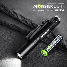 몬스터라이트 LED 후레쉬 MP250S  펜라이트S