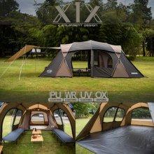 [제드]제드 엑스원엑스 (X1X)텐트 투룸 거실형 4계절 동계