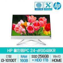 24-df0048KR 올인원 / 프리미엄팩 / RAM 16GB / SSD 256GB / HDD 1TB