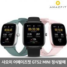 [정식발매]샤오미 스마트워치 어메이즈핏 GTS2 미니[핑크]