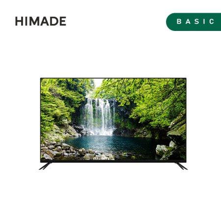 163cm UHD TV HMDH6502UB (각도조절 벽걸이형)