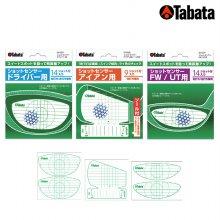 타바타 샷센서 임팩트 타점마커 GV-0332 / 0336 / 0337