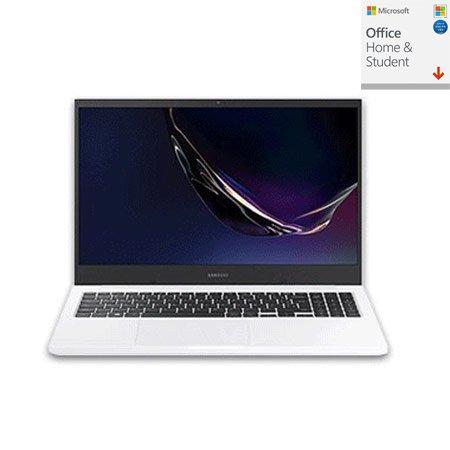 [3월2주차이후 순차배송][오피스] 삼성 북플러스 NT350XCR-A58M 노트북 인텔 10세대 i5 8GB 256GB 프리도스 15inch(화이트)