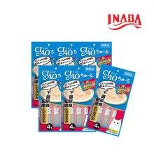 이나바 챠오츄르 (sc-106) 유리너리 닭가슴살 56g 6팩