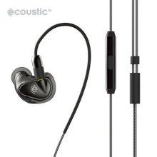 에쿠스틱 EQ-100 유니버셜 커스텀 이어폰/298F78