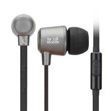 for LG 스마트폰 이어폰 FLM-H100 블랙/50940C