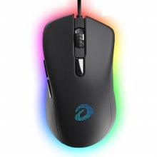 다얼유 EM908 RGB 게이밍 유선 마우스 (USB)