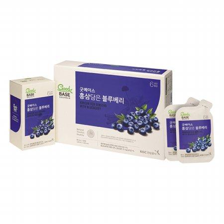 정관장 홍삼담은블루베리(50ml*30포)