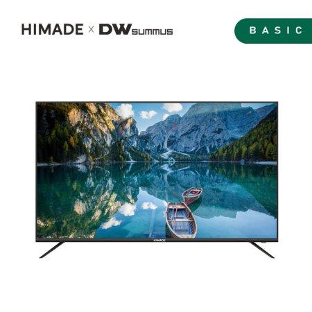 138cm UHD TV HMDH5502UB(고정형벽걸이형)