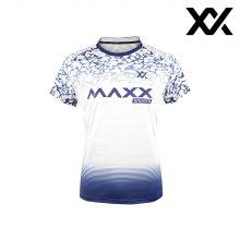 MAXX 배드민턴 여자 반팔 트레이닝 티셔츠 화이트2