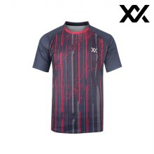 MAXX 배드민턴 남자 반팔 트레이닝 티셔츠 그레이