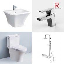 욕실 부분리모델링 로얄P PTP116