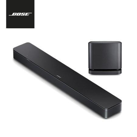 [정품]보스 스마트 사운드바300 & 베이스 모듈500 세트[블랙][SB300/BM500]