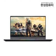 한성컴퓨터TFG5076XG 노트북인텔 10세대 i716GB500GBRTX3060프리도스15inch(블랙)