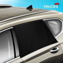 파보니 차박모기장 차량용방충망모기퇴치(SUV 뒷열)