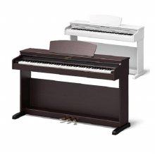 전자 디지털피아노 DCP-580 (화이트/로즈우드)