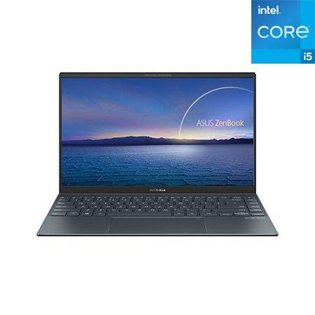 젠북14 ZenBook 노트북 A-UX425EA-11525D 노트북 인텔11세대i5 8GB 512GB 프리도스 35.5cm (파인그레이)