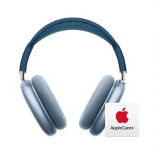 [Applecare+] 에어팟 맥스 노이즈캔슬링 무선 헤드폰 MGYL3KH/A, 스카이블루