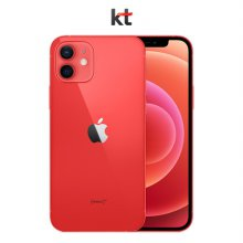 [KT] 아이폰12, 128GB, 레드, AIP12-128RD