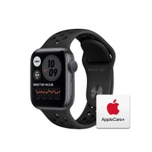 [Applecare+] 애플워치 6 Nike GPS 40mm 스페이스그레이 알루미늄 케이스 안드라사이트블랙나이키스포츠밴드