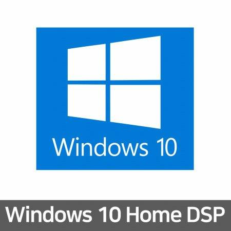 정품 윈도우 10홈(DSP) 설치 노트북옵션