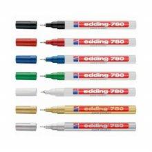 에딩 페인트마카 e-751(청색 1자루 1-2mm)