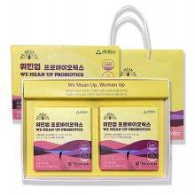 프로바이오틱스 500mg 30캡슐 2개 선물세트 (2개월분)