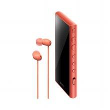 소니 워크맨 32G MP3[오렌지][NW-A106]