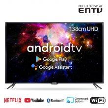 138cm 구글AI 스마트 UHDTV  / G550ADR