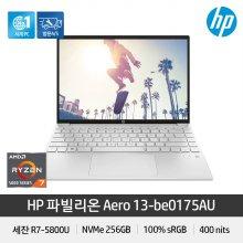 파빌리온 Aero 13-be0175AU 노트북 세잔 R7-5800U/256G
