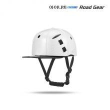 아이나비 로드기어 어반 데일리 헬멧(카본화이트)