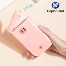 미니 라벨프린터 PinkPiggy D30S 안드/IOS 어플 출력 기본 라벨 포함