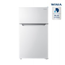 2도어 일반 냉장고 WWRB081EEMWWO (85L)