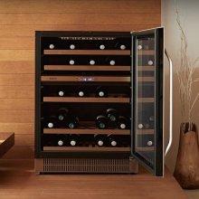 보보스 와인 냉장고 JC-45B (44병, 블랙)