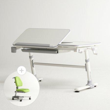 SMART(스마트2.0)책상 + Genie Y402S(지니 402S)의자 세트