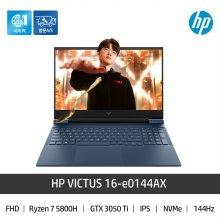 VICTUS 16-e0144AX 노트북  RTX3050Ti 게이밍
