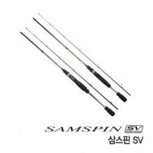 바낙스 샴스핀 SV S662ML 민물 루어 낚싯대 배스대