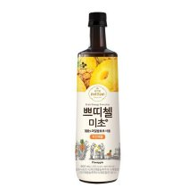 [CJ제일제당] 쁘띠첼 미초 파인애플 900ml x 5병
