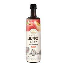 [CJ제일제당] 쁘띠첼 미초 복숭아 900ml x 5병