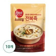 [CJ제일제당] 비비고 전복죽 420g x 5개