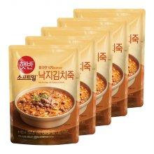 [CJ제일제당] 비비고 낙지김치죽 420g x 5개