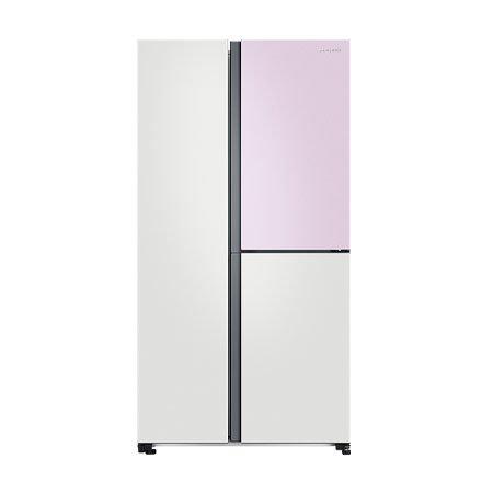 양문형냉장고 RS84A5041W4 846L