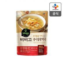 [CJ제일제당] 비비고 콩나물황태국 500g x 5봉