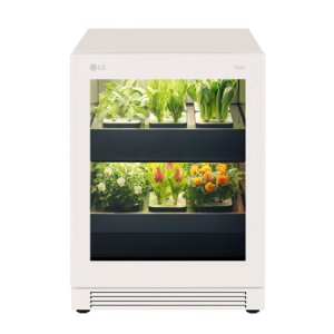 [예약판매][씨앗키트 증정] 틔운 오브제 컬렉션 식물재배기 L061E1P2 (네이처 베이지)