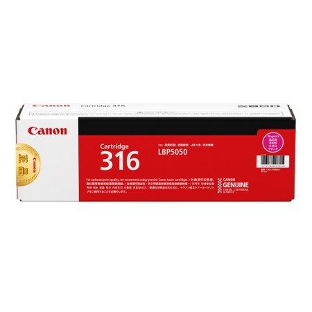 [정품]캐논 컬러토너[CRG-316M][빨강][1,500매/호환기종:LBP-5050, MF-8050]