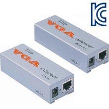 VGA 1:1 리피터(로컬 + 리모트)(180m)