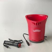 차량용 보온 받침대 카핫탑 CAR HOTTOP 12V [따뜻한 온도로 유지시켜주는 차량용 음료보온기 (플라스틱재질 제외)]